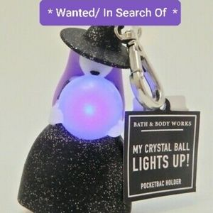 Wanted: Bath & Body Works Crystal Ball Witch